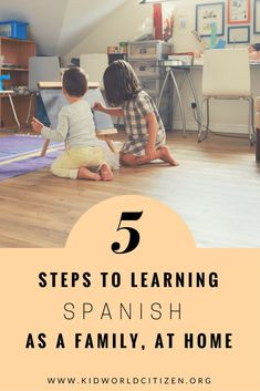 Learning Spanish at Home as a Family: resources, tips, ideas! #bilingual #spanish