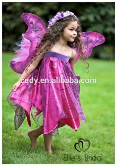 children's butterfly costume | 2015 good quality kids carnival costumes butterfly strapless costumes ...