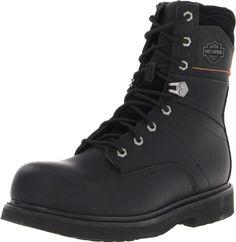Harley-Davidson Men's John Motorcycle Boot,Black,12 M US Harley-Davidson,http://www.amazon.com/dp/B007BYR3GW/ref=cm_sw_r_pi_dp_snTIsb19K3HHGRE7