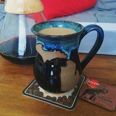 Best way to start a day off #fullcup #belgiumchocolate #chemex http://ift.tt/1U25kLY