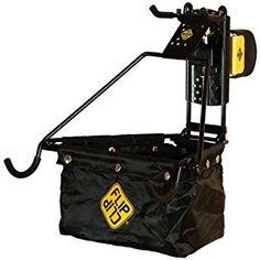 Amazon.com : Cosco Flip Clip Garage Storage / Organizer Clamp-on Bike Hook w/ Accessory Bag : Tool Storage And Organization Products : Sports & Outdoors