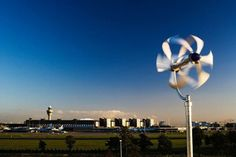 Groundbreaking Energy Ball Wind Turbine for Home Power...many rebates available plus any extra energy generated but not used can be sold back to the electric company for profit. A very smart investment #greenenergy