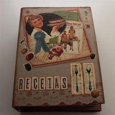 el Scrap de Olga: recetario