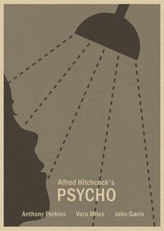 PSYCHO Limited Edition Print by MonsterGallery on Etsy
