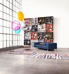 Less verkörpert das Wesen des modernen skandinavischen Designs und damit die Designphilosophie von Bolia: hochwertige Materialien, handwerkliche Qualität und einzigartiges Design.