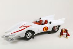 Speed Racer Mach 5 in 1:18 Scale