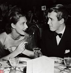 ~Slim Keith & Jimmy Stewart ~*