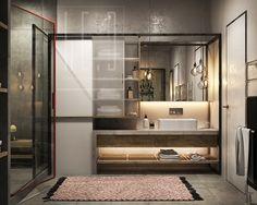 Best interiors toilet bath images in
