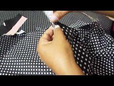 Faby CorteCostura - Costurando bermuda com aluna Sueli - YouTube