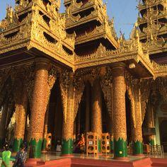 Yangon Yangon, Louvre, Building, Travel, Viajes, Buildings, Destinations, Traveling, Trips