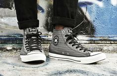 The Chuck Taylor x Sex Pistols Collection