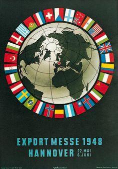 IAA Plakat 1948