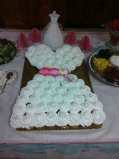 Bridal Shower finger food <3