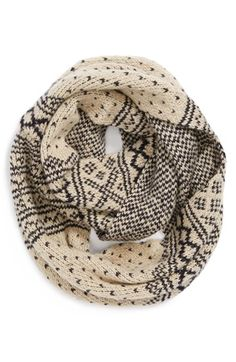 Topshop 'Scandi Fair Isle' Snood Just bought this, so cute! Fair Isle Knitting Patterns, Hat Patterns, Stitch Patterns, Knitting Accessories, Fair Isles, Girly Things, Passion For Fashion, Autumn Winter Fashion, What To Wear