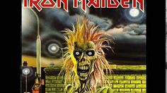 iron maiden iron maiden full album - YouTube