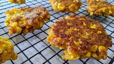 Serve these vegetarian delights with a garden salad for an extra health boost. Low Carb Recipes, Vegetarian Recipes, Healthy Recipes, Savoury Recipes, Haloumi Cheese, Corn Fritter Recipes, Medium Recipe, Corn Fritters, Budget Meals