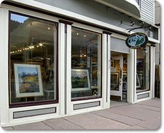 Grizzly Creek Gallery allows you to bring the beauty of nature into your home or office with fine art nature photography. Featuring the work of award-winning photographer Gary A. Haines.   We also carry a large selection of home furnishings, note cards, coasters,  decorative lamps, collectibles and more.  Hours: 10am - 5pm, Thursday - Tuesday  Call: 303.569.0433