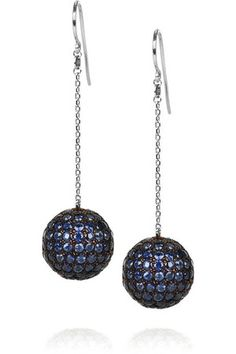solange azagury-patridge mirror ball earrings
