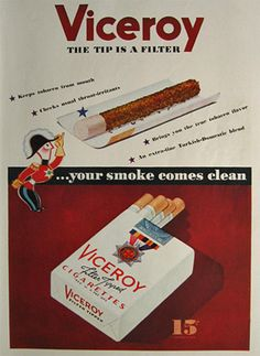 viceroy cigarette - Google Search