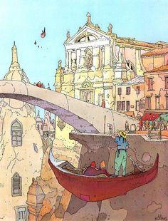 Мoebius - Venezia