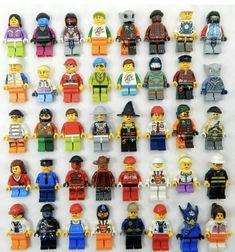 Lego Minifigures Sammelfigur Serie 2 Nr 7 Forscher