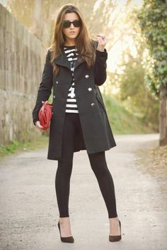 stripes, black, red and another things - Lovely Pepa by Alexandra