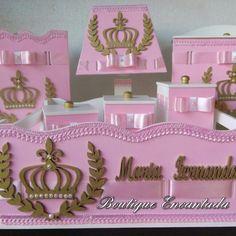 kit higiene princesa