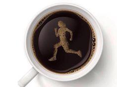 Runs on coffee