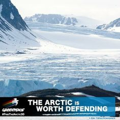 Save the Arctic.