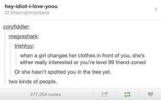 Two kinds of people, tumblr funny