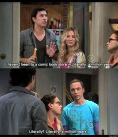 Just love the big bang theory!