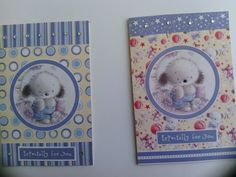 Cute cards for little ones.