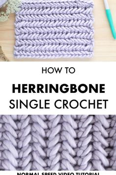 Crochet Unique, Crochet Simple, Easy Things To Crochet, Easy Knitting Projects, Knitting For Beginners, Crochet Projects For Beginners, Beginner Crochet Projects, Loom Knitting, Knitting Stitches