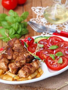 Meat Recipes, Chicken Recipes, Healthy Recipes, Tasty, Yummy Food, Hungarian Recipes, Tandoori Chicken, Bacon, Food And Drink