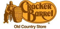 Cracker Barrel for lunch in Lafayette, Indiana on the way to Indianapolis (June 19, 2012).