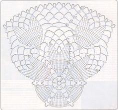 Crochetemoda: Blusa de Crochet Chumbo