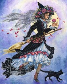 http://kittythedreamer.hubpages.com/hub/Famous-Witches-in-History