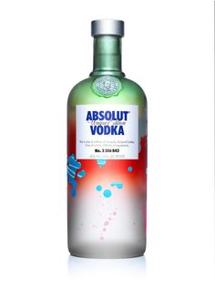 Absolut Vodka - Limited Edition... Have 2 colours, need MORE!