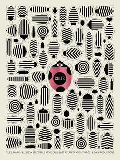 cults poster
