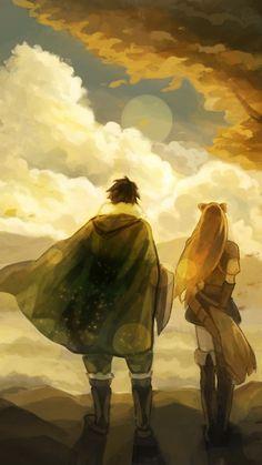 Read The rising of the shield hero / Tate No Yuusha No Nariagari full Manga chapters in English online! Manga Anime, Anime Art, Knight Shield, Spice And Wolf, Hero Wallpaper, Mobile Wallpaper, Fanart, Anime Love Couple, Fantasy Warrior