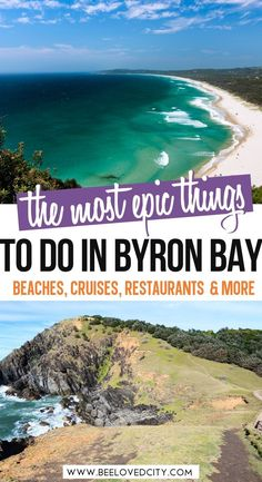 Want to add some awesome activities to your Australia bucket list? Discover the most amazing things to do in Byron Bay.  Byron Bay Australia Photography | Byron Bay Australia travel | Byron Bay things to do | Byron Bay beach | Byron Bay style | Byron Bay shops | Byron Bay bucket list | Byron Bay australia | Coastal town in Australia | Boho town in Australia  | Australia bucket list | New south wales things to do | Byron Bay lighthouse | Byron Bay beautiful places | Byron Bay Australia town Australia Honeymoon, Australia Travel Guide, Visit Australia, New Zealand Itinerary, New Zealand Travel, Best Travel Guides, Travel Tips, Travel Destinations, New Zealand Campervan