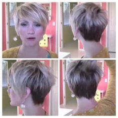 Hair Short Styles Pixie Whippy Cake 21 Ideas For 2019 Cute Short Haircuts, Cute Hairstyles For Short Hair, Pixie Hairstyles, Curly Hair Styles, Haircut Short, Pixie Styles, Pixie Haircuts, Short Styles, Medium Hair Cuts