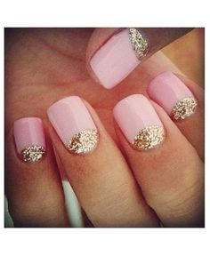 Gliteratti Party: 15 of the best sparkly manis from the interwebs #nails #nailart wsdear.com