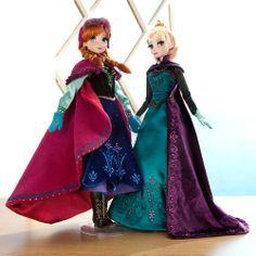 Anna Limited Edition Doll - 17'' - Frozen - Pre-Order   Dolls   Disney Store