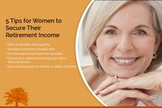 Did you know that women have a greater risk of not achieving a safe retirement than men? Here are five tips for women to achieve a financially secure #Retirement. #BaumFinancial