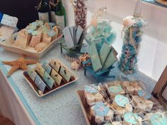 Beach Wedding Party Ideas | Photo 9 of 13 | Catch My Party