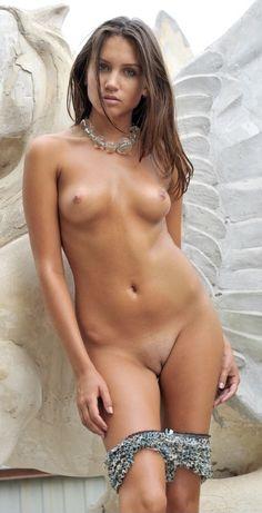 Teen linda desnuda