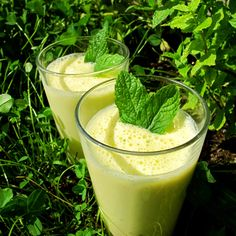 Steffit: Mango-minttulassi smoothie