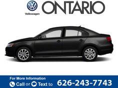 2013 *Volkswagen*  *Jetta* *Sedan* *SE*  34k miles Call for Price 34323 miles 626-243-7743 Transmission: Automatic  #Volkswagen #Jetta Sedan #used #cars #OntarioVolkswagen #Ontario #CA #tapcars