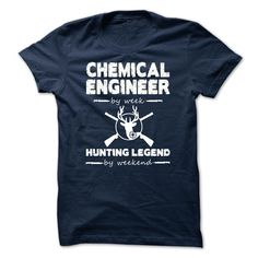 Chemical Engineer Cool Shirt